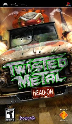 twisted metal 4 apk android