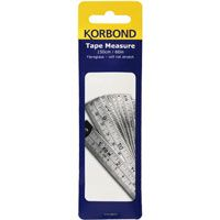 Korbond Measuring Tape 150cm / 60 inches Fibreglass. ##SEARCHmeasuring