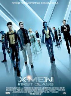 X-Men: First Class (2011) - MovieMeter.nl