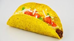 Mind blown. Turn fresh tortillas into hard taco shells in minutes, no frying required