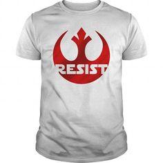 I Love Resist T-Shirts