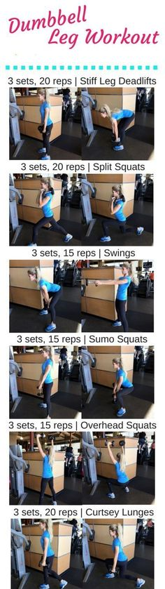 dumbbel and leg workout #fullbody #workout #exercises #abs #women