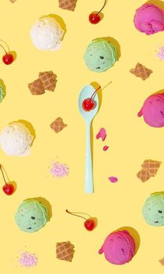 color ᴹe ᴴᴬᴾᴾᵞ Cute Wallpapers, Wallpaper Backgrounds, Iphone Wallpaper, Pastel Photography, Still Life Photography, Overlays, Food Patterns, 3d Studio, Candy Colors