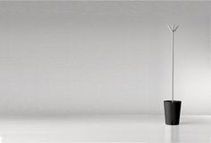 Bincan coat stand Designed by Naoto Fukasawa Manufactured by Danese|21.5dia x 175cmh