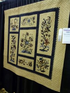 Quilting the town red: Okay, okay!!! Part 5 of the AQS Quilt Week Paducah