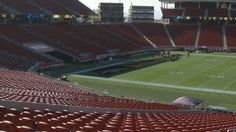 It seems even the field-prep crews think the Denver Broncos have the best chance to win.