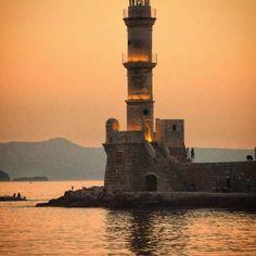 Chania, Crete .... Gredits to @f_simantirakis #summer2017 #chania