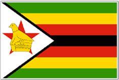 Drapeau Zimbabwe (#Flag of #Zimbabwe)