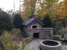Northeast Ohio oven, via the Forno Bravo Forum