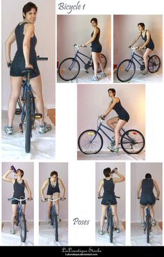 STOCK - Bicycle 1 by LaLunatique on DeviantArt
