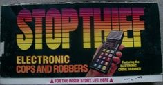 Visit Don's Game Closet for 1979 Stop Thief game by Parker Brothers. We have of vintage board games and rules. Old Board Games, Vintage Board Games, Cops And Robbers, Traditional Games, Cheer Me Up, Toy Store, Best Games, Vintage Toys