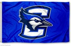 Purchase your officially licensed Creighton Bluejays Flag at CollegeFlagsandBanners.com