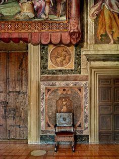 Detail, Palazzo Fairnaise