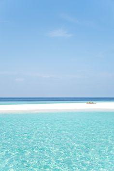 MALDIVES BEACH, 몰디브 해변