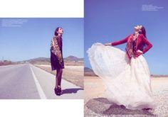 Sonido de Otoño | Exclama Magazine | Women's fashion photography by Eva Kruiper. Eva is a Dutch-born photographer based in Amsterdam | Cape Town | Ibiza.  www.evakruiperphotography.com