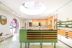 OKIO eyewear boutique by Taller KEN, Guatemala City – Guatemala » Retail Design Blog