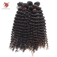 124.02$  Watch here - http://ali0km.worldwells.pw/go.php?t=32686556318 - 3pcs/ lot Malaysian deep curly virgin hair weave 7a unprocessed malaysian curly human hair extension 12-30''  DHL free shipping