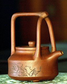 Yixing Teapot | the origin of TEA | Travel China | repinned by http://www.cupkes.com/