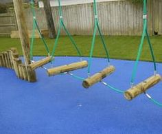 SSP. Specialised Sports Products: Trim Trail One Playground equipment