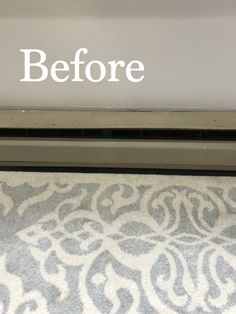 How to Paint Electric Baseboard Heaters - Just Call Me Homegirl A wiring diagram is a type of schematic t Baseboard Radiator, Baseboard Heater Covers, Electric Baseboard Heaters, Baseboard Heating, Floor Heater, Diy Heater, Painting Baseboards, Cleaning Baseboards, Bathroom Heater