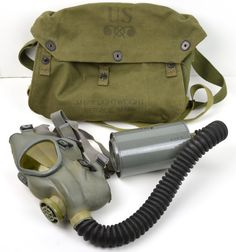 WWII US Army/Marines M3 Lightweight Service Gas by Vintage2Mod, $75.00