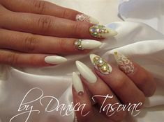 Marija... by danicadanica - Nail Art Gallery nailartgallery.nailsmag.com by Nails Magazine www.nailsmag.com #nailart