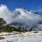 Snowshoeing reports Sierra Nevada
