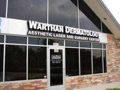 Warthan Dermotology Center in McKinney, Texas.