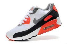 new products e5e06 f79ba Heren Nike Air Max 90 Hyperfuse Premium Infrared/Wit/Zwart Site : Goedkoop  Nike Air Max Roshe Run,Nike Free Run Sneakers Online Winkel, Nike  Dames/Heren ...