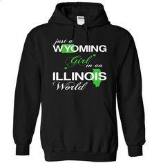 ustXanhLa002-050-Illinois GIRL - #tshirt frases #estampadas sweatshirt. I WANT THIS => https://www.sunfrog.com/Camping/1-Black-79490593-Hoodie.html?68278