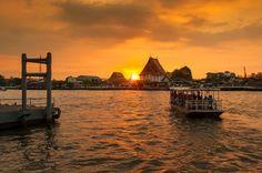 8 lugares imperdibles para visitar en Bangkok  #viajes #turismo #spoots