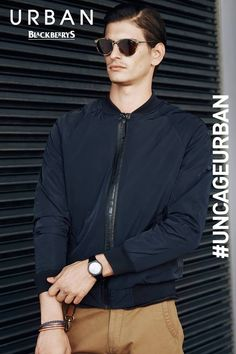 Create new possibilities with the Urban Blackberrys collection this A/W season. #UncageYourself