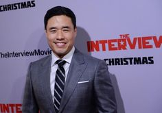 """Cast member Randall Park arrives for the premiere of the motion picture comedy """"The Interview"""" at The Theatre at Ace Hotel in Los Angeles on December 11, 2014. Read more: http://www.upi.com/News_Photos/Entertainment/The-Interview-premiere-in-Los-Angeles/fp/8749/#ixzz3LzEnX7DX"""