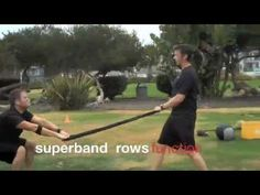 OUTDOOR FAT LOSS CIRCUIT - YouTube