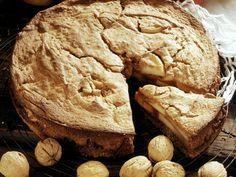 Apfel-Walnuss-Kuchen eine tolle Kombi   Zeit: 35 Min.   http://eatsmarter.de/rezepte/apfel-walnuss-kuchen-0