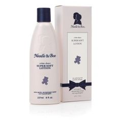 Noodle and Boo Super Soft Lotion from Button Tree Kids  (buttontreekids.com) #noodleandboo #soft #lotion #skincare #baby #moisturizer #mother #buttontreekids