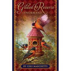 Gilded Reverie Lenormand by Ciro Marchetti