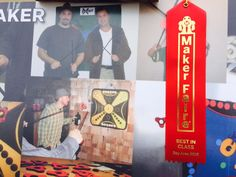 Best in Class at 2015 Maker Faire #makerfaire #koobagame #maker