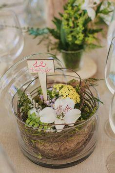 Beautiful botantical, bird-watching wedding in Assisi | Bridal Musings