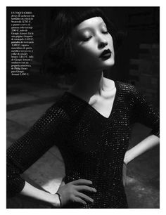 OPERACION DRAGON (Vogue Espana)