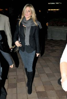 Jennifer Aniston in Washington DC