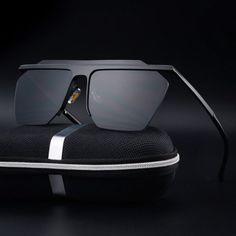 297c2aceae 2018 New Brand Square Sunglasses Men or Women Retro Metal Big Glasses  Oversized Driving Vintage Party Sunglasses Mode Gafas D