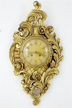clocks antique wall clock german