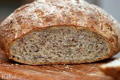 Chleb ze słonecznikiem na zakwasie – J. Hamelmana