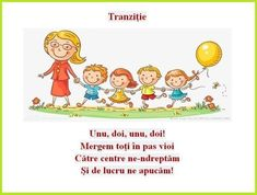 Tranziții Experiment, Rhymes For Kids, Nursery Rhymes, Folk Art, Diy And Crafts, Kindergarten, Preschool, Romans, Language