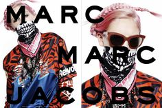 Marc Jacobs found the models for the new campaign in Instagram Social network rule