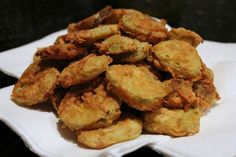 Easy Fried Pickles Recipe