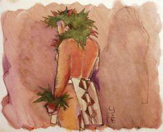 Kane, Dressing Room | by Lynn Matsuoka