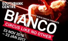 Bianco theatre tickets - Southbank Centre - London Marvel at a dramatic live contemporary circus performance from NoFit State. BIANCO is an immersive promenade show directed by Firenza Guidi. It takes place above, behind and all around a standing audi http://www.comparestoreprices.co.uk/january-2017-3/bianco-theatre-tickets--southbank-centre--london.asp