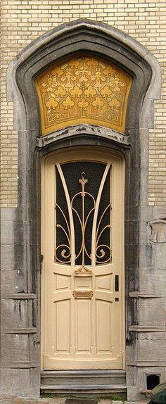Art Nouveau ~ Brussels